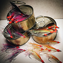 Salmon Candy in Cans ~ Contents Under Pressure © Dennis Gamboa