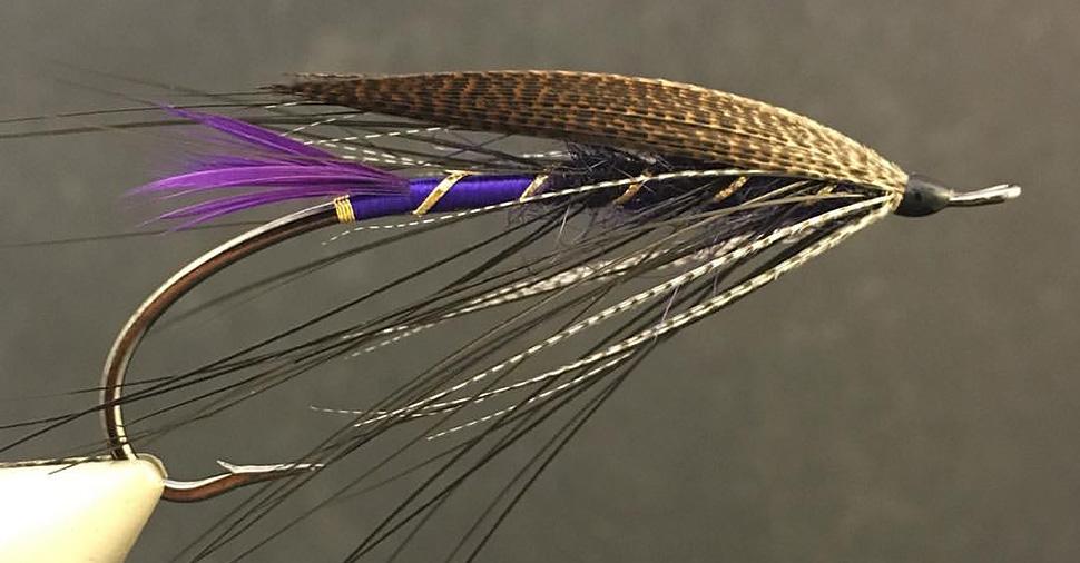 Purple Spey